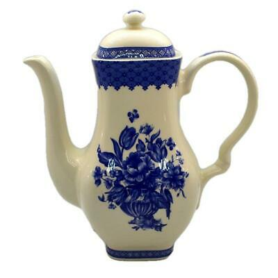 Churchill China Out of the Blue Coffee Pot