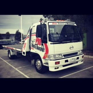PRO TOWING CANBERRA / tow truck / car transport / car removal