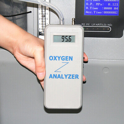 Oxygen Concentration Purity Tester Meter Detector Analyzer O2 Analyzer