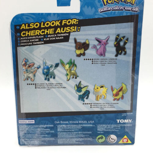 как выглядит TOMY Monster Sylveon Glaceon Leafeon Givrali Figures Sef of 3PCS Toy фото