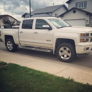 2015 Chevrolet C/K Pickup 1500 Chrome Pickup Truck