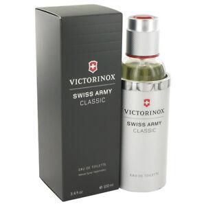 Swiss Army Mens Cologne 100 mL Eau de Toilette Spray New in Box