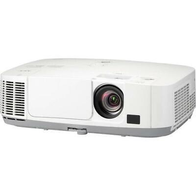 NEC Projector 4000-Lumen WXGA Widescreen Multi-Region NP-P401W