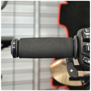 Foam Hand Grip Covers for use with all Can-Am Spyder GS, RS, ST, F3, RT (Pair)