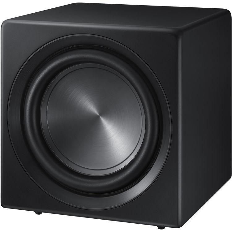"""Samsung Sound+ 10"""" 200W Wireless Powered Subwoofer Black SWA-MW700/ZA"""