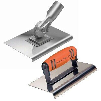 Kraft Tool Concrete Edger 8 X 5 X 38 Radius Set