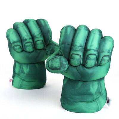 The Hulk Gloves (Plush The Incredible Hulk Gloves 11