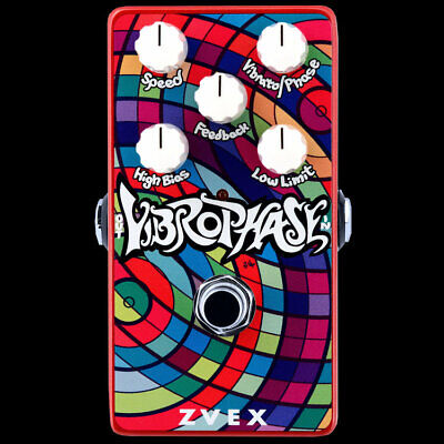 Z.VEX ZVex Effects Pedal, VIBROPHASE, Brand New in Box