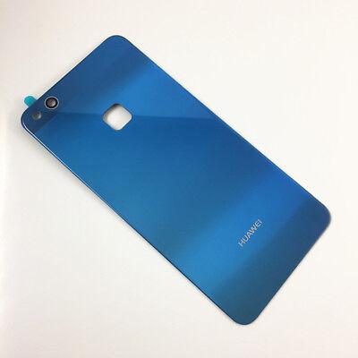 Huawei P10 lite Akkudeckel Backcover Battery Cover Rückseite + Kleber  - Blau Blau Back Cover