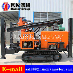 FY200 crawler type pneumatic drilling rig