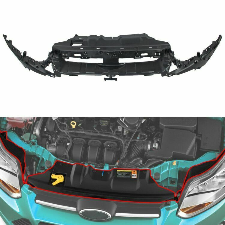 FO1065105 Bumper Bracket for 12-14 Ford Focus
