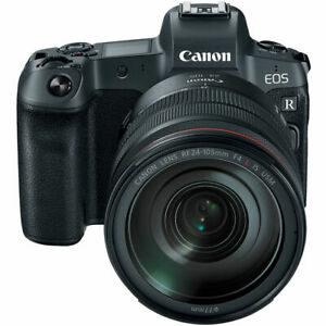 Store Sale - Canon EOS R Mirrorless Camera with 24-105mm IS BNIB
