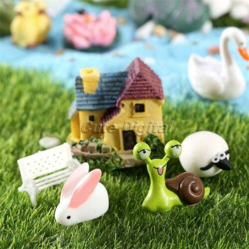 1Pcs Fée Pixie Dollhouse Jardin Bonsai Ornement À faire soi-même Craft miniature paysage