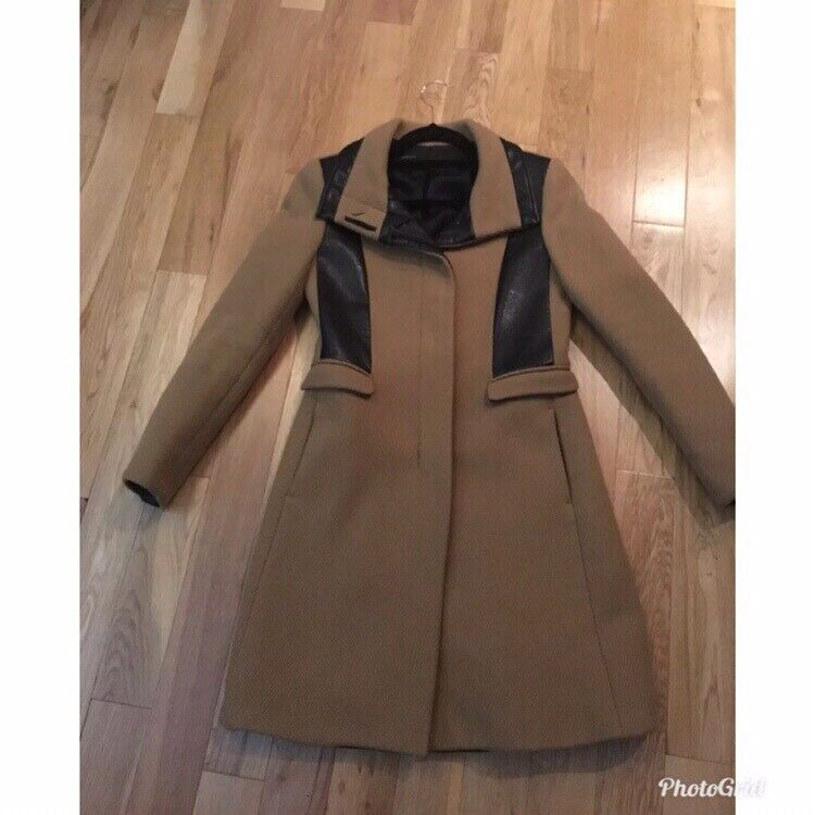 fc69ddeb Zara camel coat   in Seven Sisters, London   Gumtree