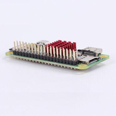 40 Pins Headers 220 For Raspberry Pi Zero Gpio Jumper Io Connector