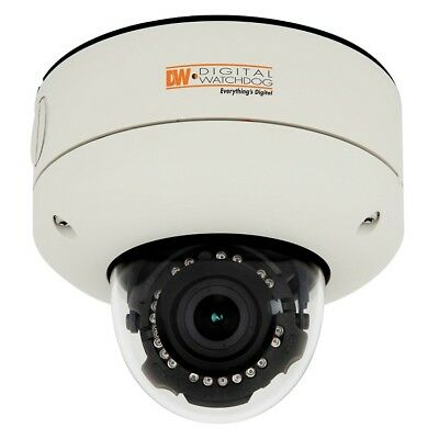 Digital Watchdog Dwc-mv421tir Megapix 2.1mp Outdoor Ir Network Dome Camera New