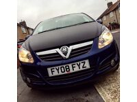 Vauxhall Corsa D 1.2 with loud exhaust and many other mods read description !!