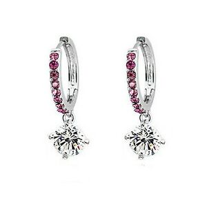 New Swarovski earrings  now only 5.00  Lots to choose from Windsor Region Ontario image 2