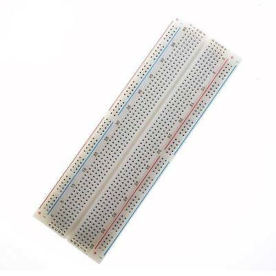 830 Hole Breadboard For Prototyping Guitar Pedals Arduino Electronics