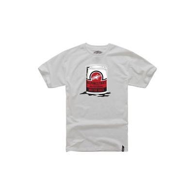 Alpinestars Motorjuice Camiseta (M) Plata