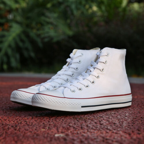 New ALL STARs Men Shoes High Top Sneakers Chuck Taylor Ox Low Casual Canvas