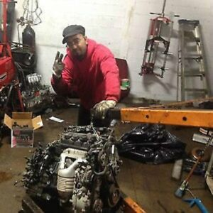 #### ENGINE REPLACEMENT (YOUR ENGINE SPECIALIST)###