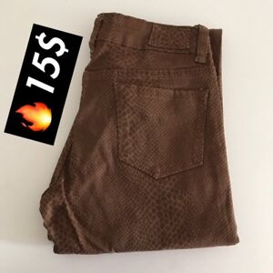 Brown jeans - brand new , never worn