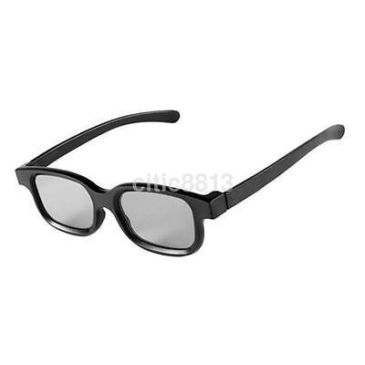 Passive 3D Glasses For RealD Cinema 3D TV LG Panasonic Sony Philips TCL au^