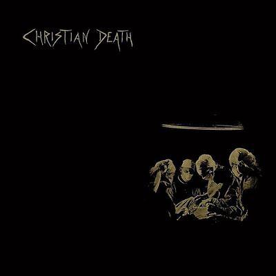 CHRISTIAN DEATH Atrocities LP BLACK VINYL 2016 LTD.800