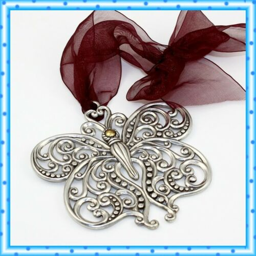 Brighton Butterfly Christmas Ornament