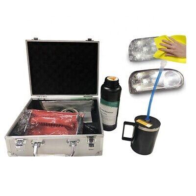 Car Headlight Professional Restoration Best Kit Tool CASE Headlamp Lens