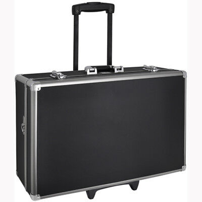 Xit XTHC60 Professional Hard Case with Foam & Wheels for DSL