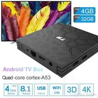 T9 Android Tv Box-$115 includes 1month free IP TV subscription