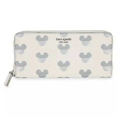 Kate Spade New York Disney Mickey Mouse Icon Wallet New With Tags