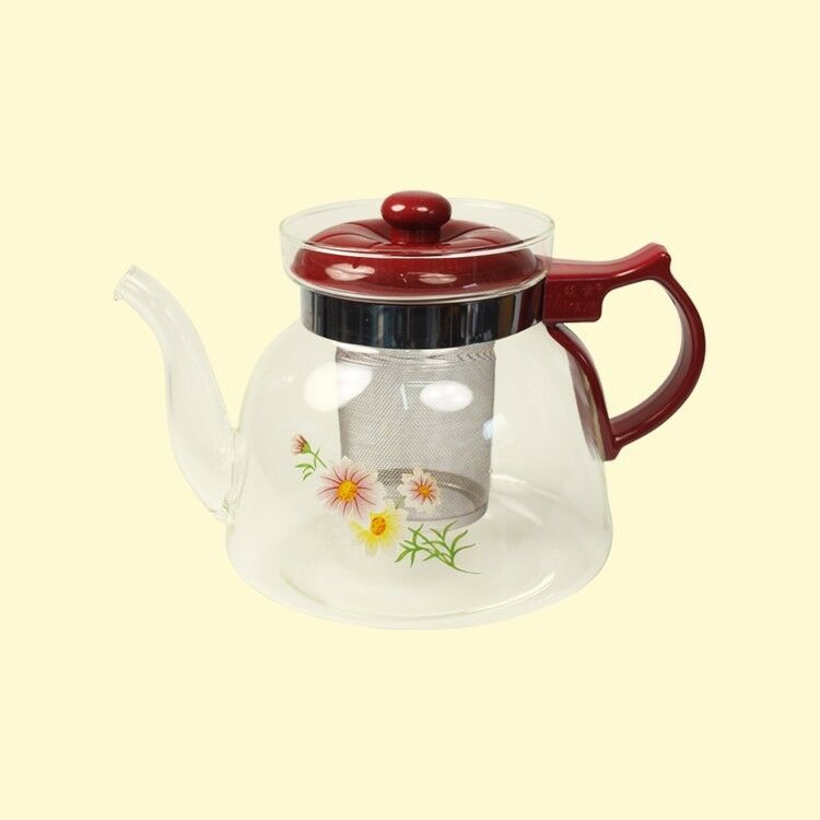 Tee- und Kaffeekanne mit herausnehmbarem Filter-Sieb 850ml; 1100ml; 1400ml