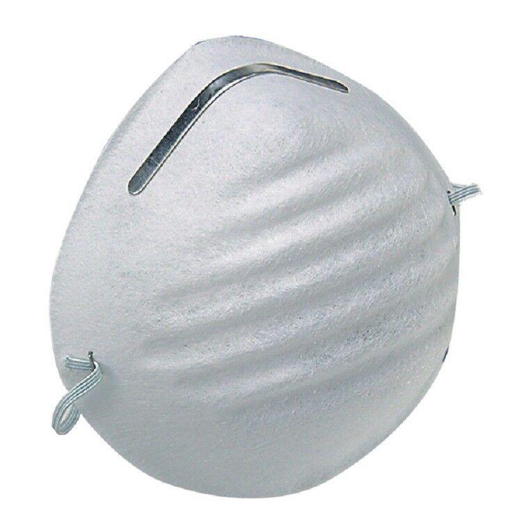 50pc disposable respirator mask