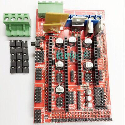 1pcs 3d Printer Reprap Ramps 1.4 Control Panel Mendelprusa