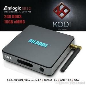 MeCool BB2 Android TV Box (with May & June Special)