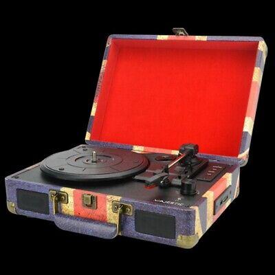 VALIGETTA GIRADISCHI RETRO' 33-45-78 GIRI Bluetooth ENCODER INGRESSI...