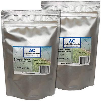 2 Pounds   Sulfate Of Potash   Potassium Sulfate