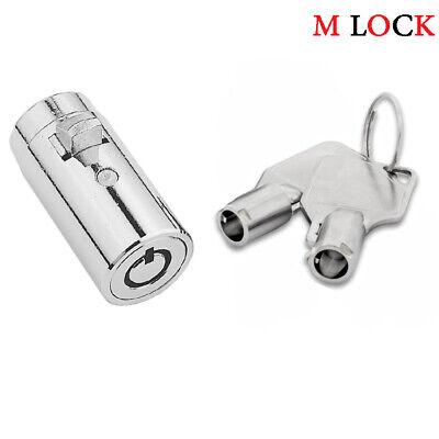Lot Of 15 High Security Tubular Plug Lock T Handle Vending Machine Keyed Alike