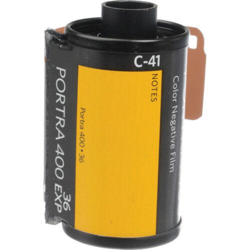 Kodak Professional Portra 400 Color Negative Film (35mm Roll Film, 1 Roll)