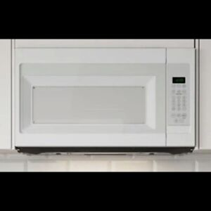 IKEA LAGAN Microwave with Extractor Fan