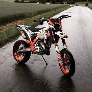 Wanted a supermoto