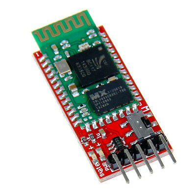 TTL Bluetooth Module + adapter board work for Arduino