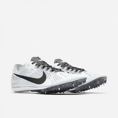 separation shoes 0f8e3 50777 Nike Victory 3 Track Shoes Running Men s 7 Women s 8.5 W  Spikes Oreo