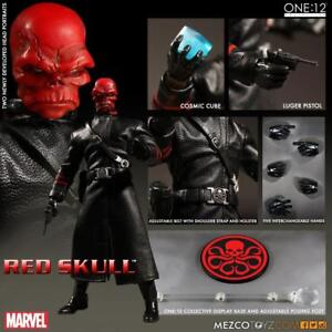 One:12 Collective Red Skull (Modern)