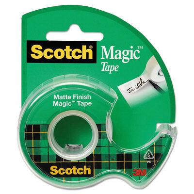 Scotch Magic Tape in Handheld Dispenser 3/4