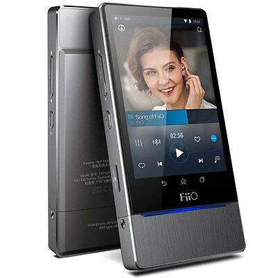 Fiio X7 Portable High-Resolution Audio Player with AM1 Amplifier