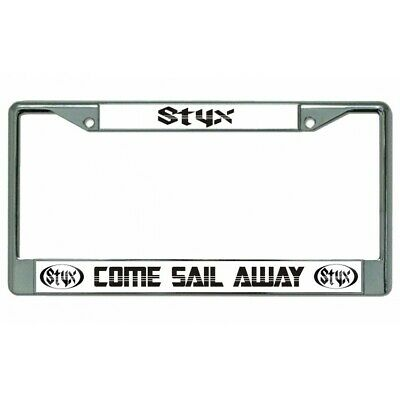 avenged sevenfold nightmare musical artist band license plate frame made in usa